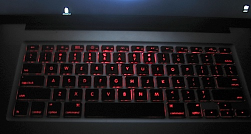 how to remove macbook pro keys 2012